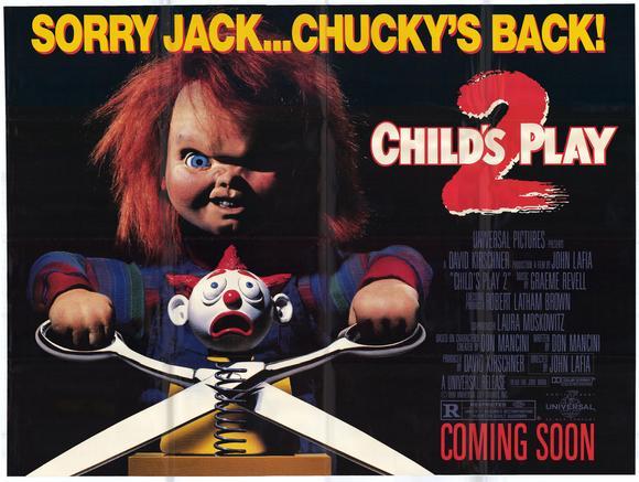 28 - Child's Play 2