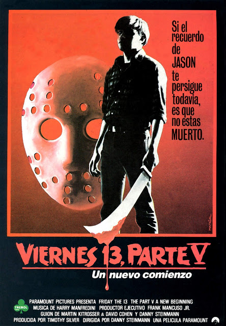13 - Friday the 13th Part 5: A New Beginning