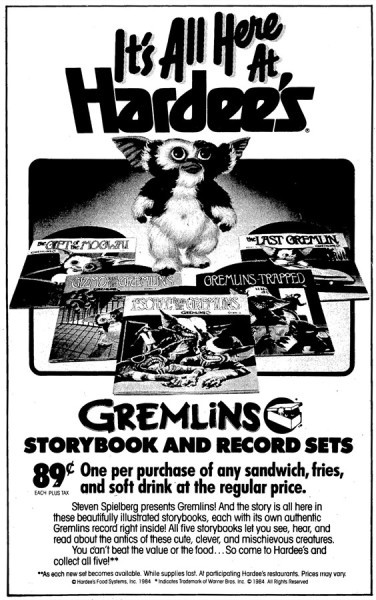 hardees_ad_gremlins_storybook_and_record_sets.jpg