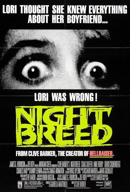 24 - Nightbreed