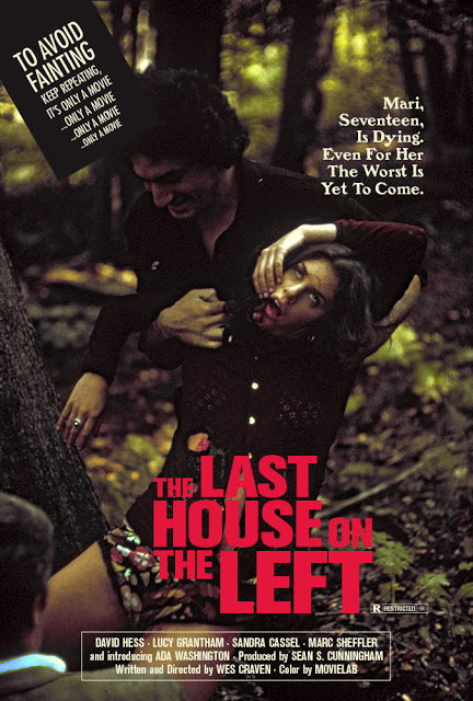 12 - The Last House on the Left