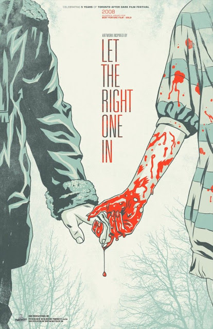 8 - Let the Right One in