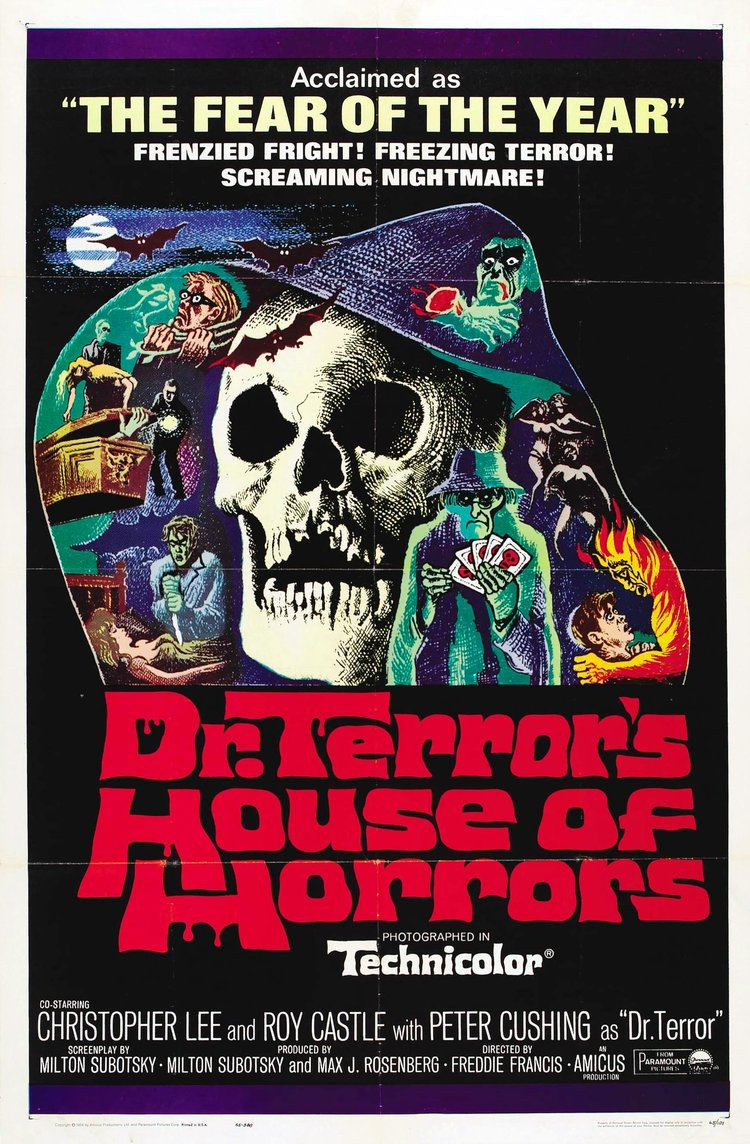 13 - Dr. Terror's House of Horrors
