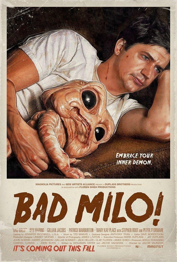 10 - Bad Milo!