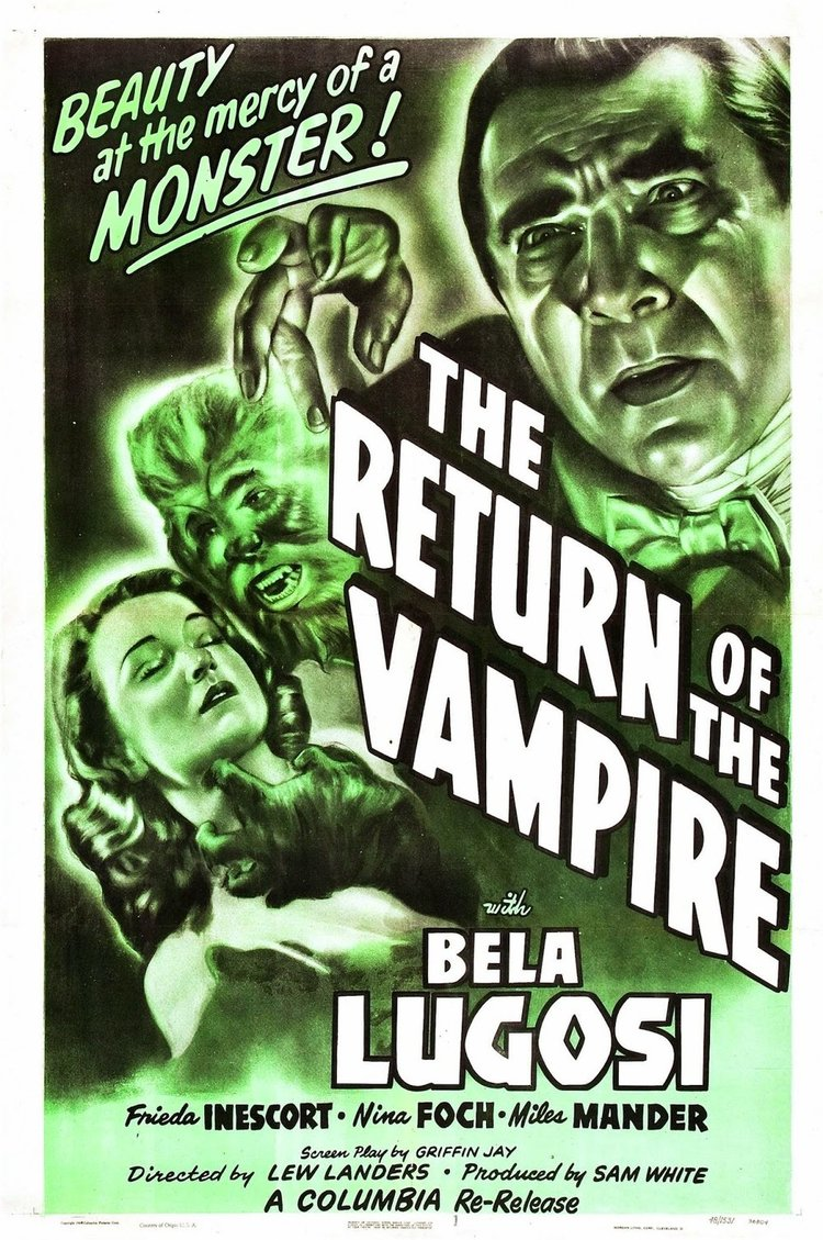 2 - The Return of the Vampire