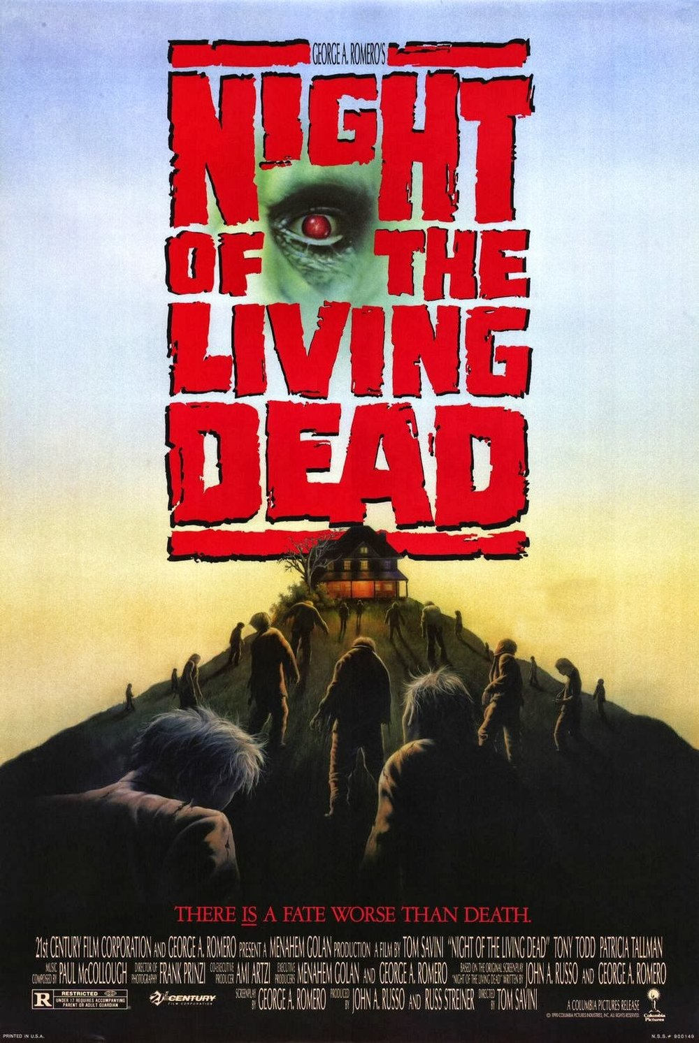 25 - Night of the Living Dead (1990)