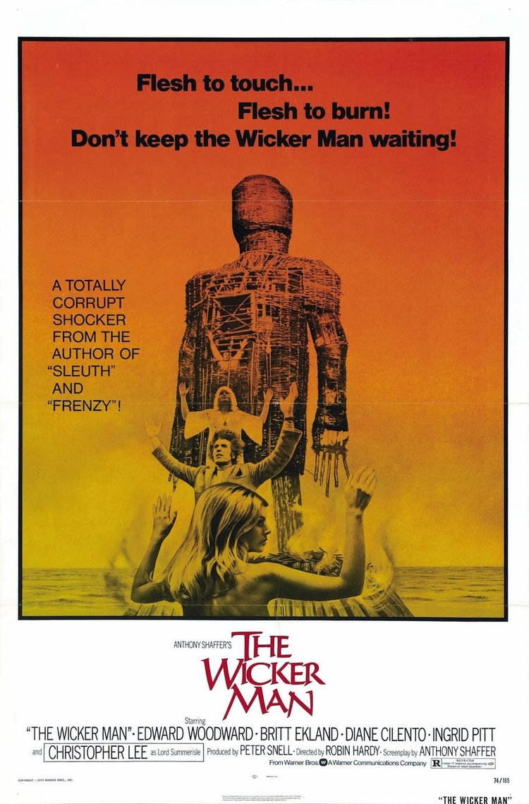 15 - The Wicker Man