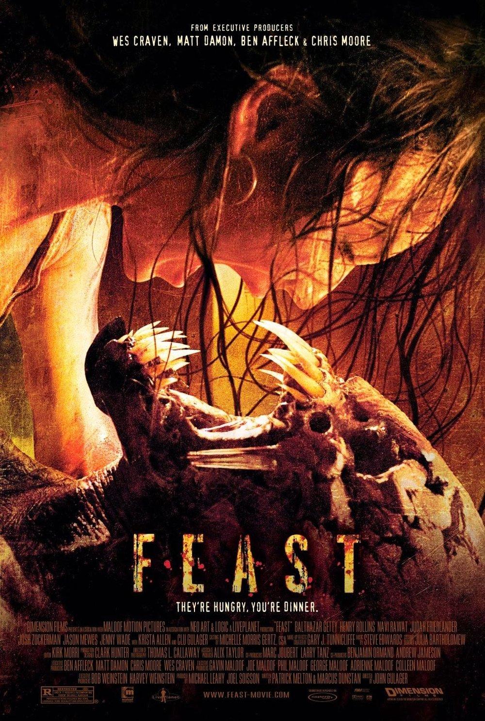 13 - Feast