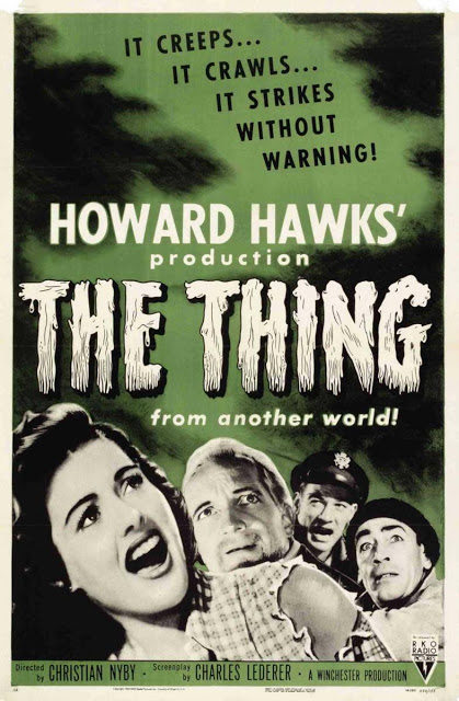 THE THING FROM ANOTHER WORLD! - 1951