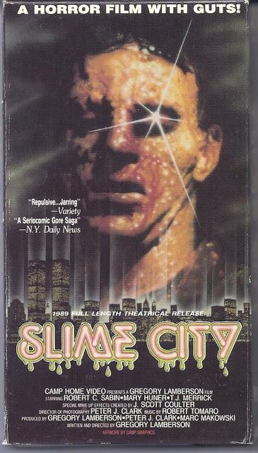 SLIME CITY - 1988
