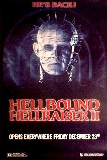 HellBOUND:HELLRAISER II - 1988