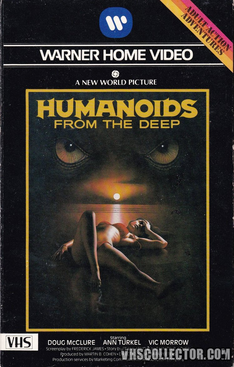 HUMANOIDS FROM THE DEEP - 1980