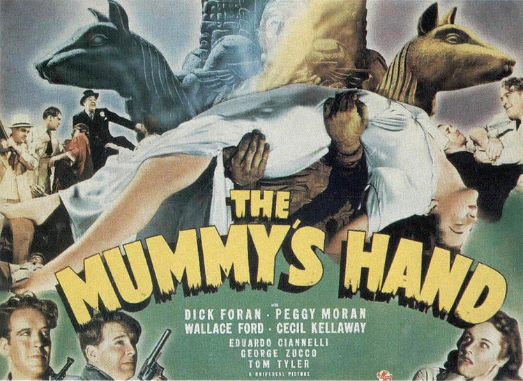 THE MUMMY'S HAND - 1940