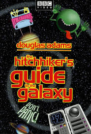 THE HITCHHIKER's GUIDE TO THE GALAXY - 1981
