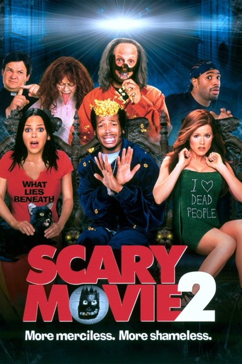 SCARY MOVIE 2 - HORROR COMEDY2001