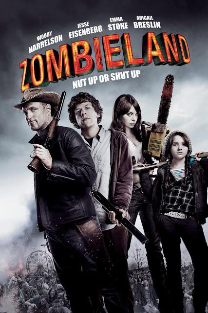 ZOMBIELAND - HORROR COMEDY2009