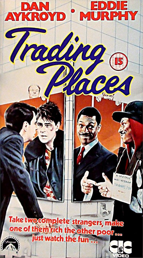 TRADING PLACES - COMEDY91