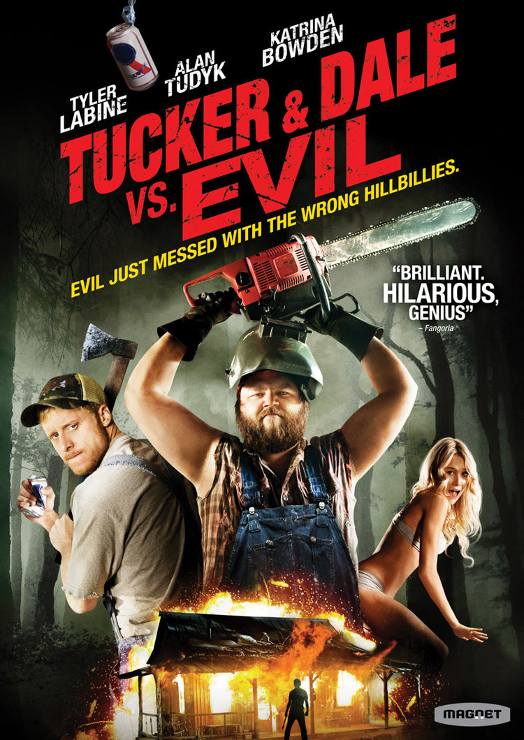 TUCKER & DALE VS. EVILs - HORROR COMEDY2010