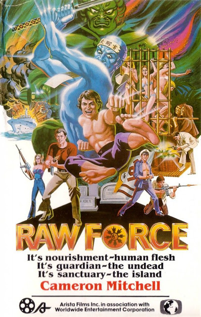 RAW FORCE - 49