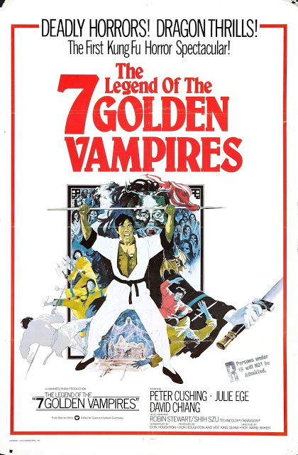 THE LEGEND OF THE 7 GOLDEN VAMPIRES - 50