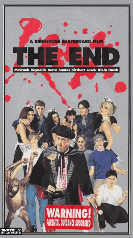 BIRDHOUSE:THE END - 72