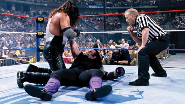 THE UNDERTAKER vs. DIESEL - WRESTLEMANIA XII1996
