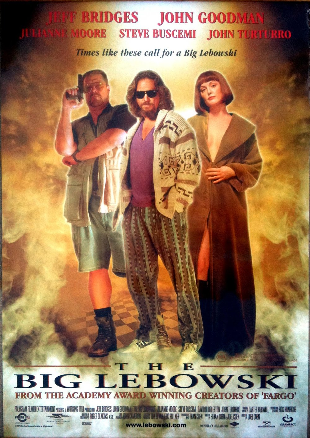 THE BIG LEBOWSKI - 99/100