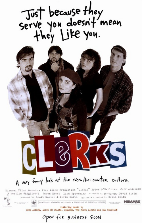 CLERKS - COMEDY92