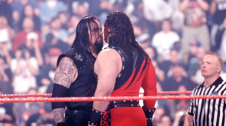 Kane vs. The Undertaker - Wrestlemania XIV