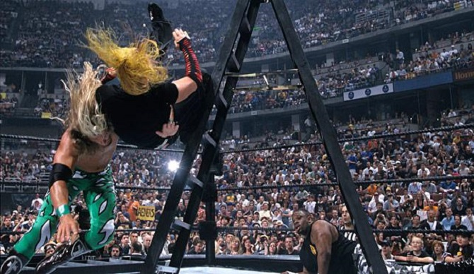 TLC 1 - WRESTLEMANIA 2000