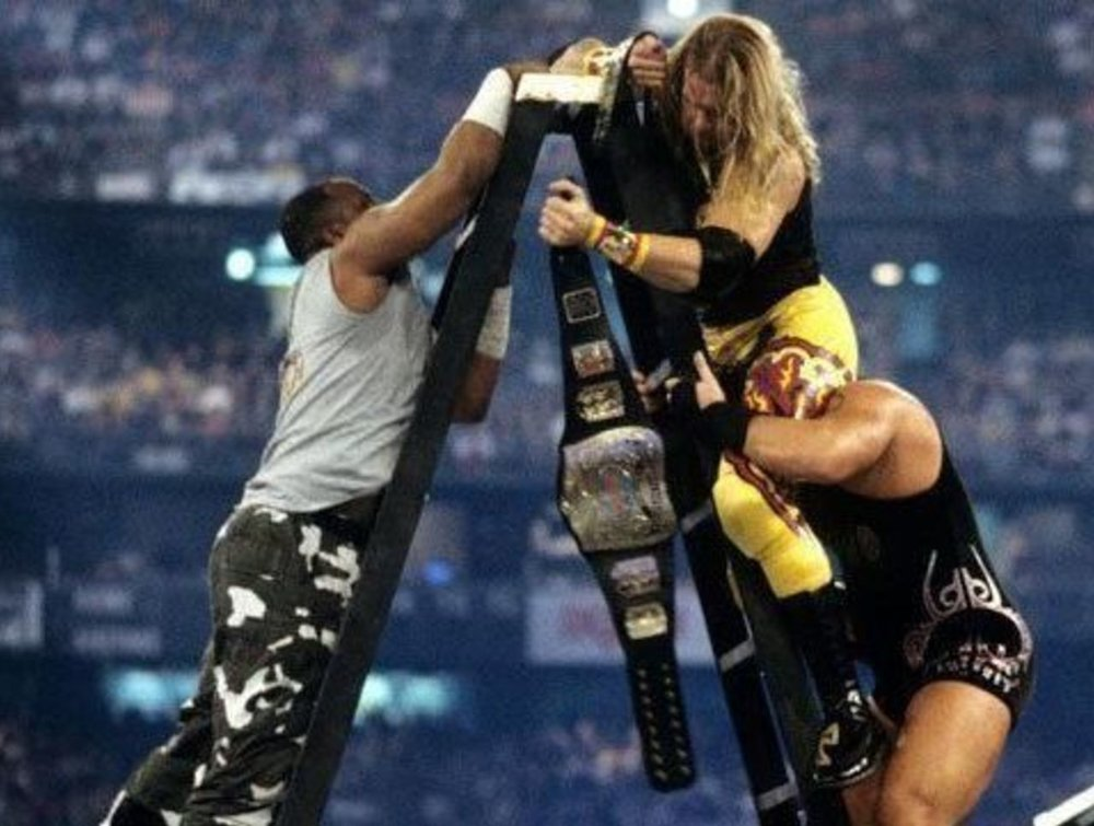 TLC 2 - WRESTLEMANIA X-7