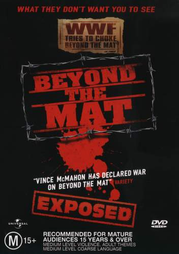 BEYOND THE MAT - 80/100