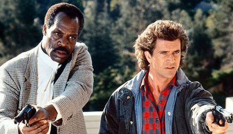 BUDDY COP MOVIES -