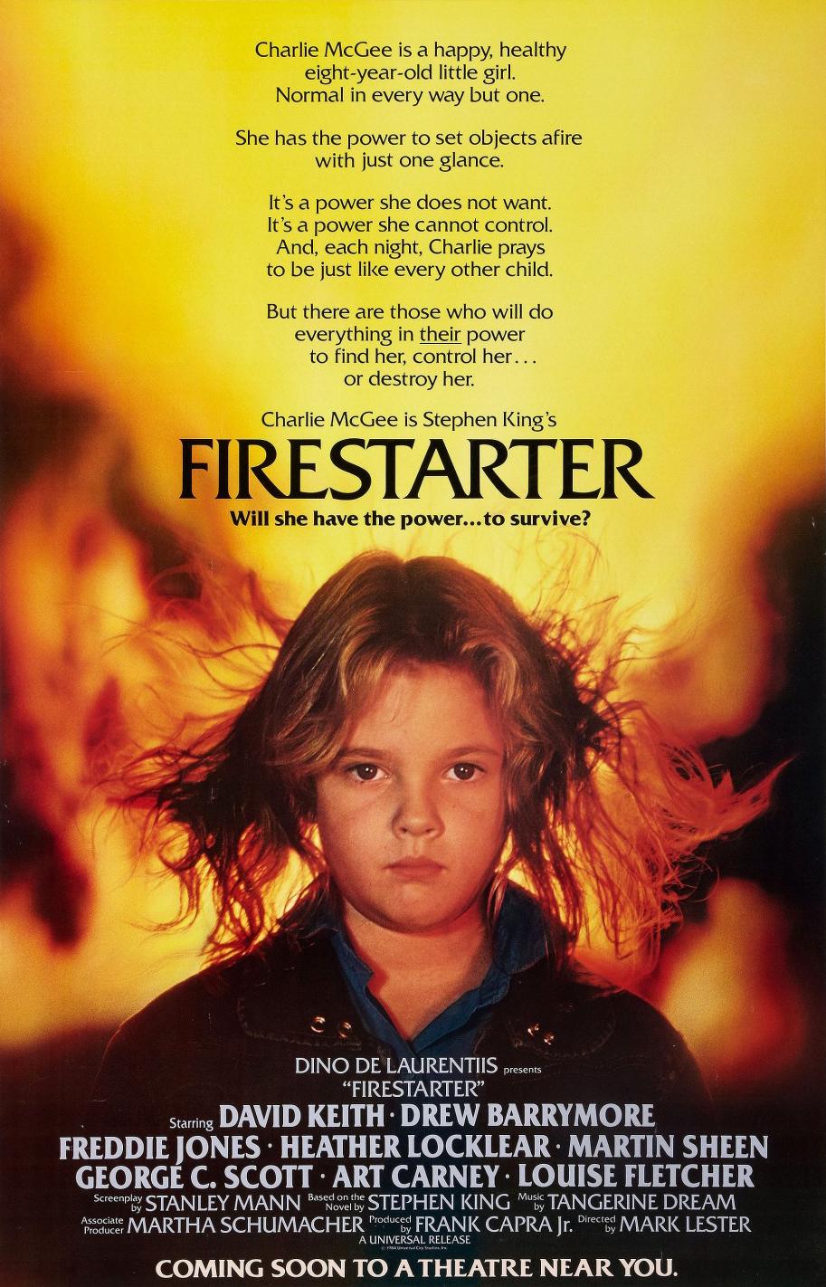 FIRESTARTER - 49/100