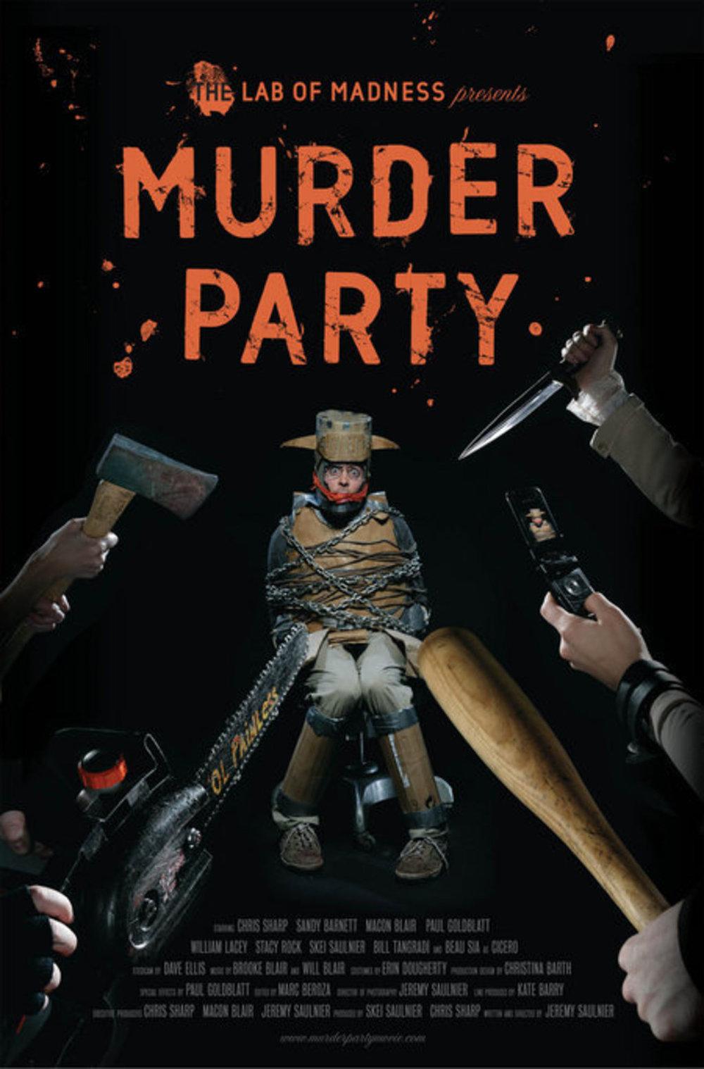 31 - Murder Party