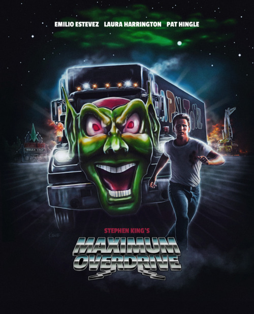 MAXIMUM OVERDRIVE - 49/100