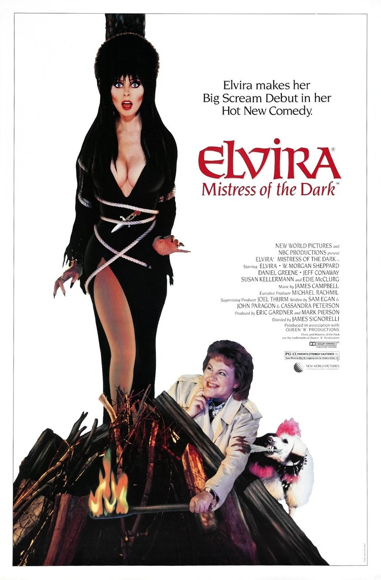 24 - Elvira: Mistress of the Dark