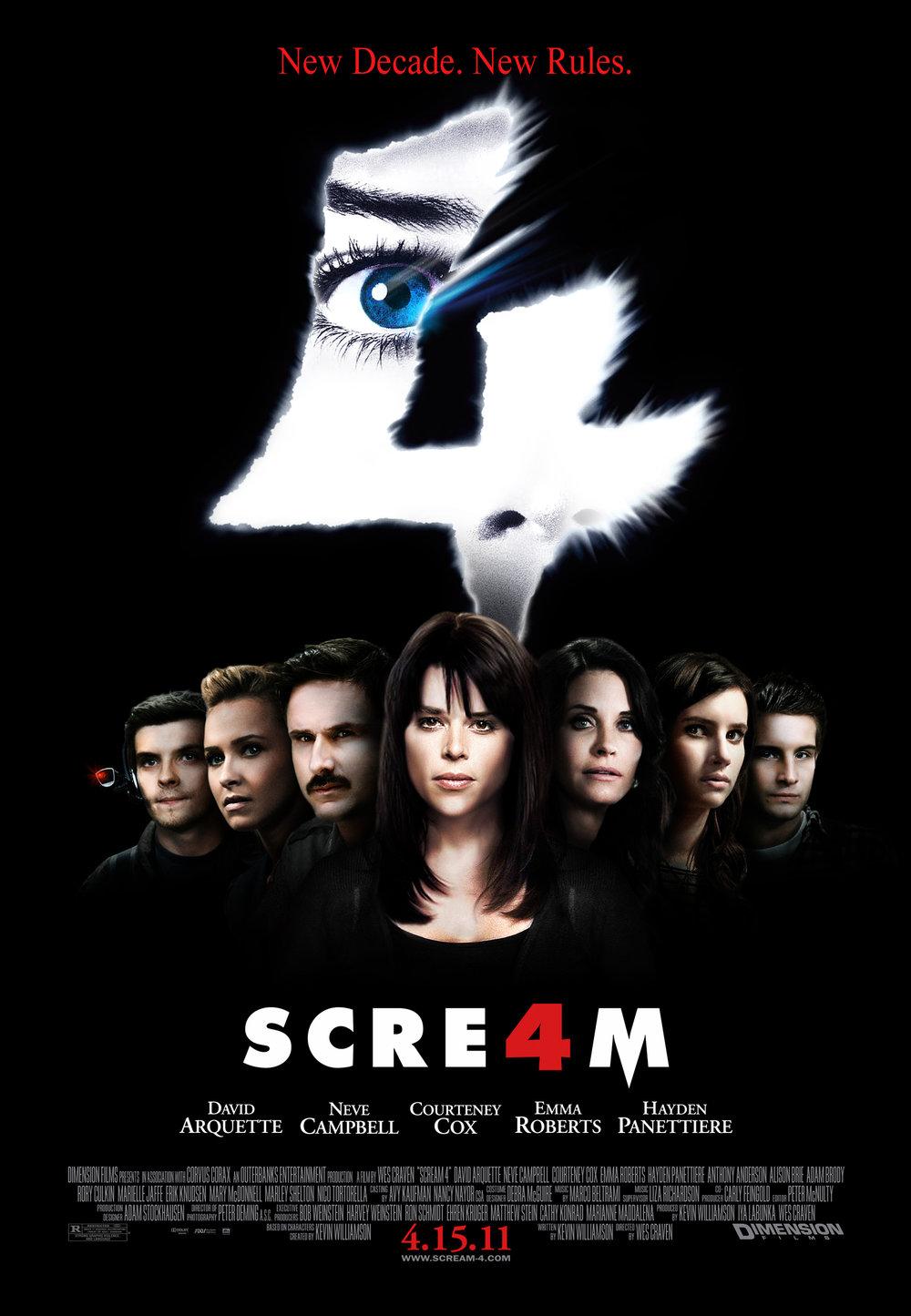 17 - Scream 4