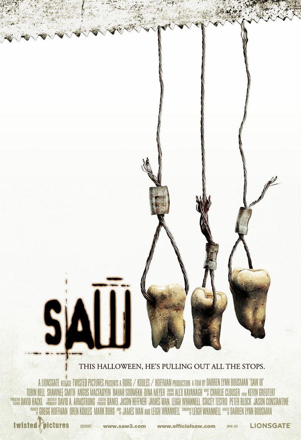 10 - Saw III