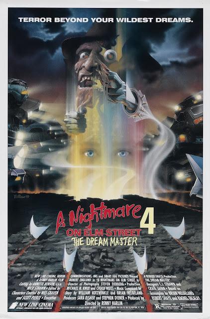 A NIGHTMARE ON ELM STREET 4: THE DREAM MASTER74/100 -