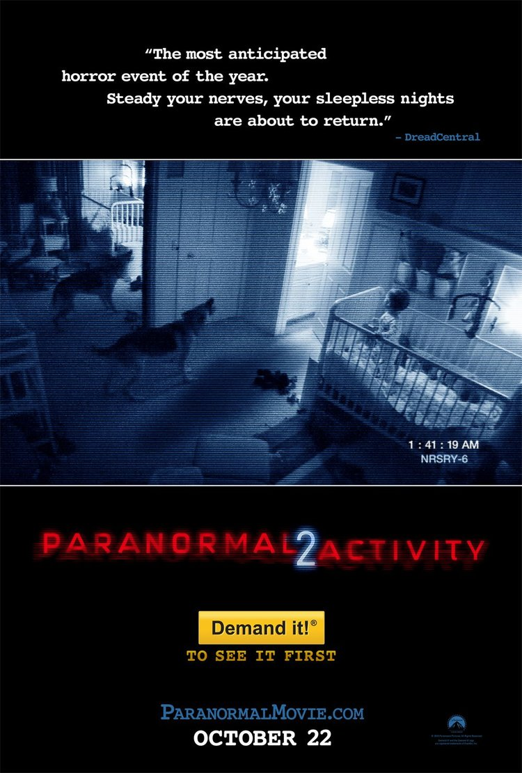 17 - Paranormal Activity 2