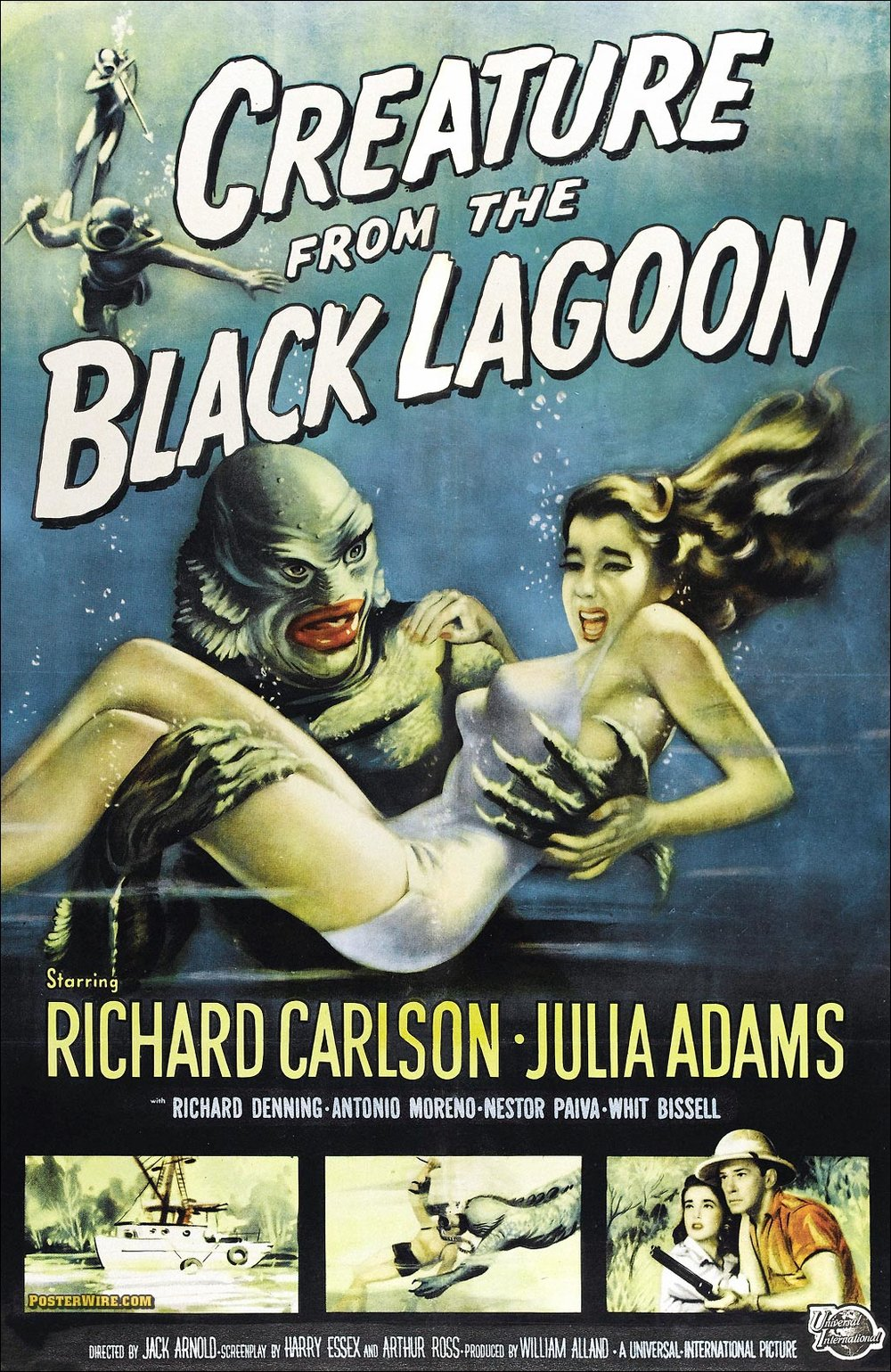 28 - Creature from the Black Lagoon