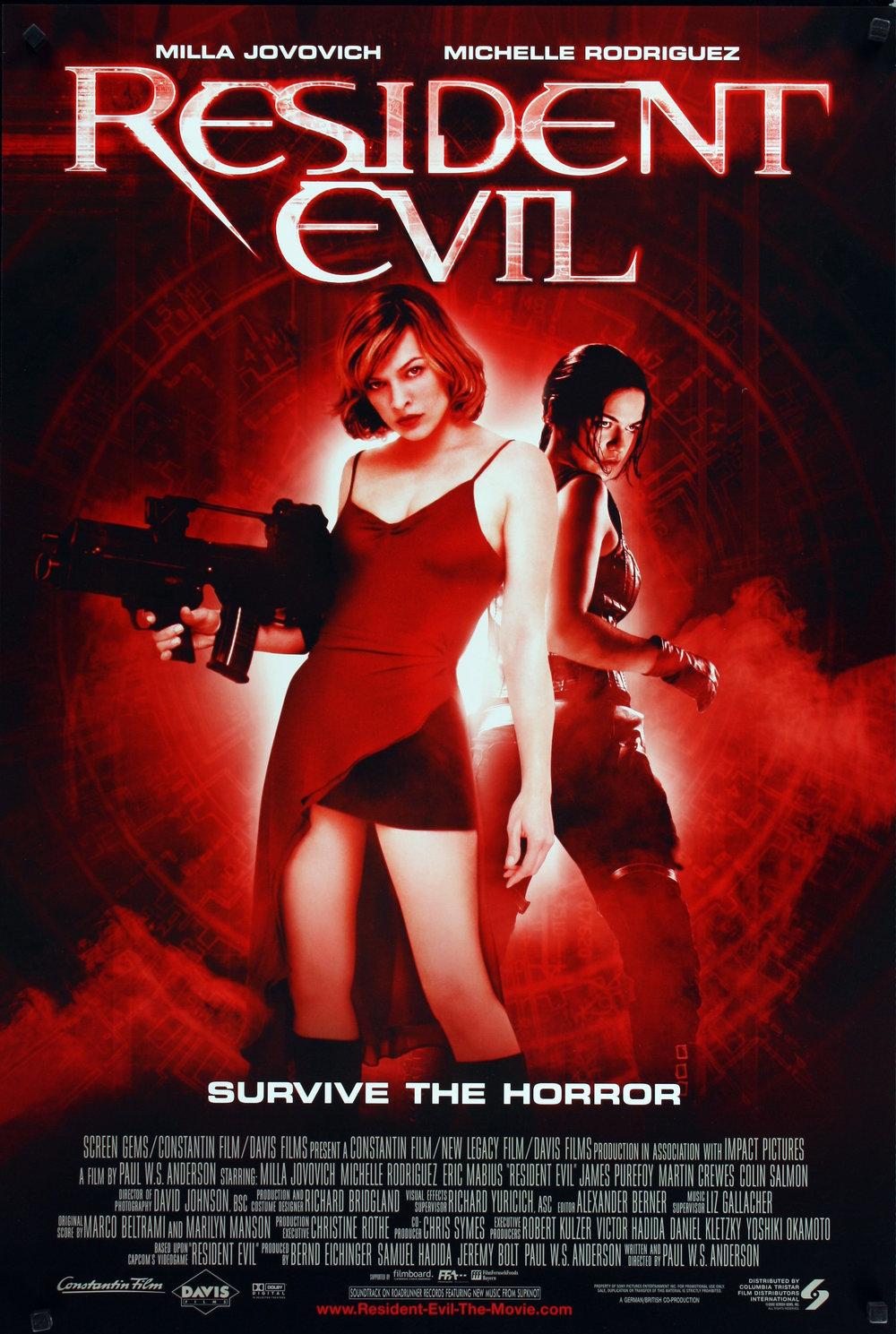 8 - Resident Evil