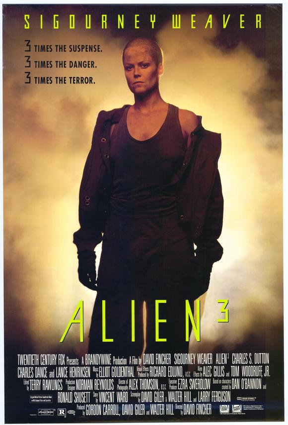 ALIEN 3(1993) -