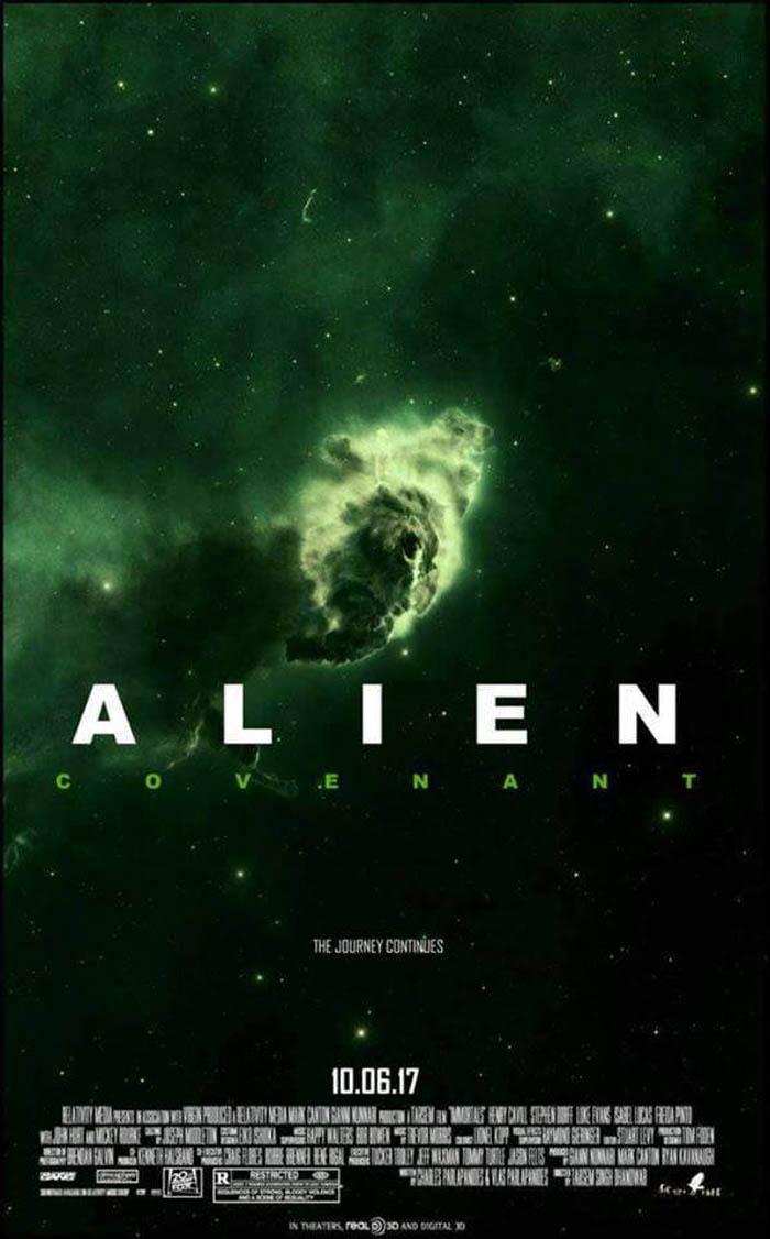 ALIEN: COVENANT (2017) -