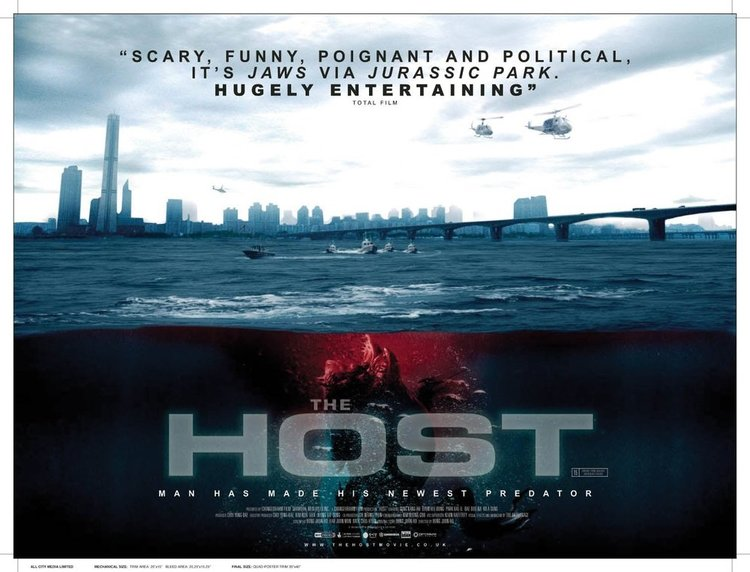THE HOST (2006) -