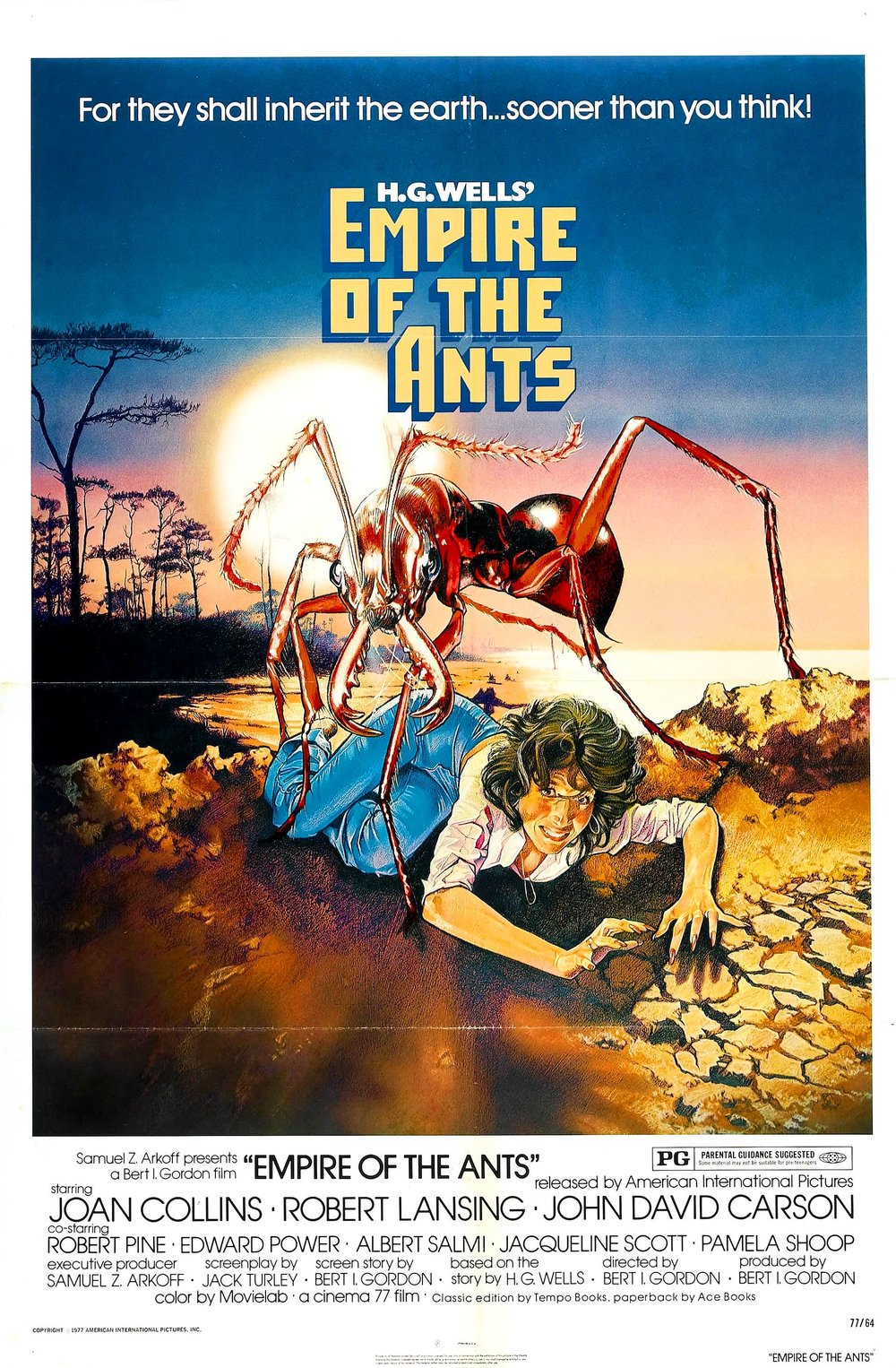 EMPIRE OF THE ANTS (1977) -