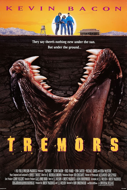 TREMORS (1990) -