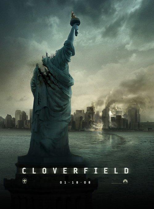 CLOVERFIELD (2008) -