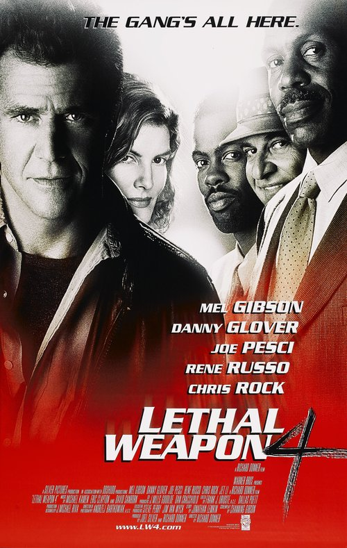 LETHAL WEAPON 4 (1998) -
